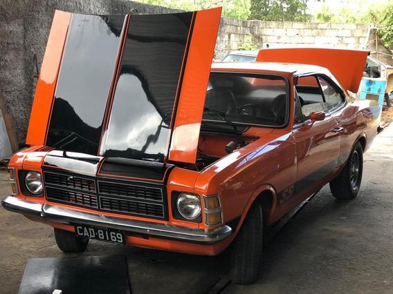 Chevrolet Opala Ss Ano 1979