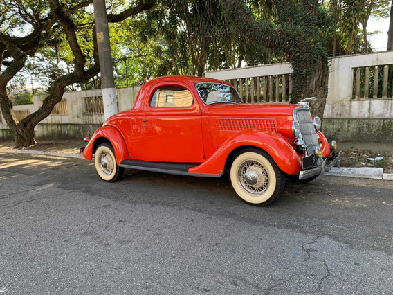 Ford Coupe 3 Janelas