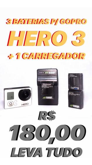 Bateria Gopro Hero 3