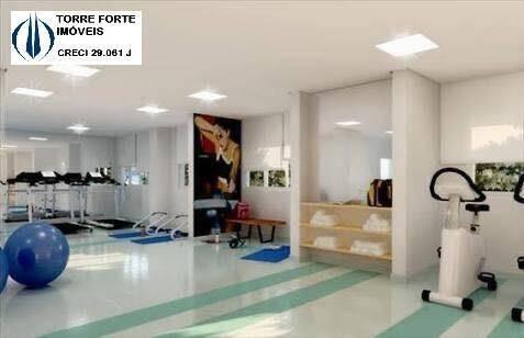 Imagem 1 de 12 de Lindo Apartamento Com 2 Dormitórios E  1 Vaga Na Vila Andrade - 1468