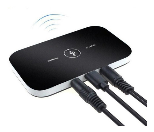 Imagen 1 de 10 de Receptor Y Transmisor De Audio 2 En 1 Bluetooth V5.0
