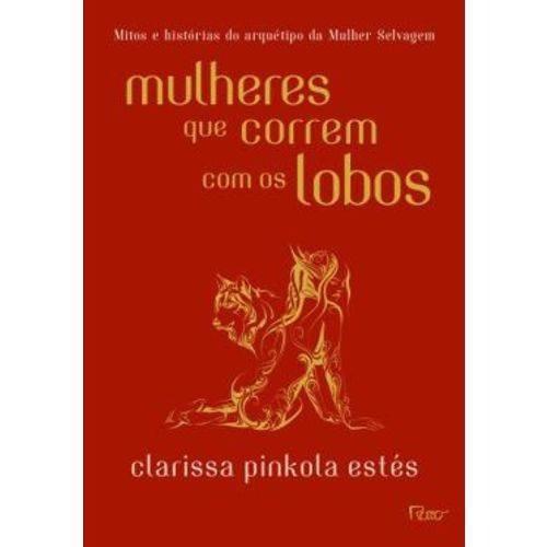 Livro Mulheres Que Correm Com Os Lobos - Capa Dura