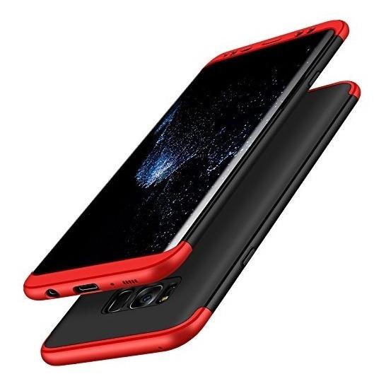 Funda 360 Luxury Samsung S7 Edge S8 Plus S9