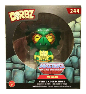 Funko Pop Dorbz Merman 244 Vinyl Motu Masters Of The Univers