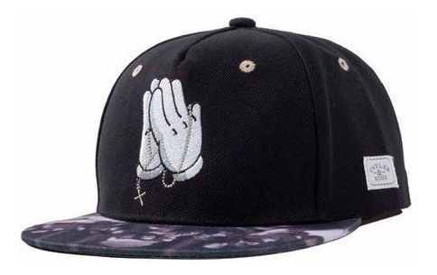 Boné Snapback Hip Pop Cayler Sons Preto