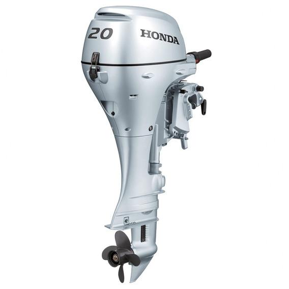 Motor Fuera De Borda Honda Bf20 Shd Off Semanal, $182700!!!