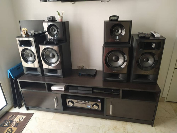 Home Theater Sony Muteki 4.2 1320w