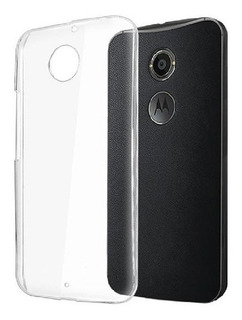 Funda Tpu Silicona Motorola Moto G8 Plus - Factura A / B