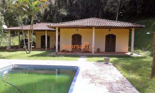 Chácara Com 3 Dorms, Jardim Das Palmeiras, Juquitiba - R$ 430 Mil, Cod: 2895 - V2895