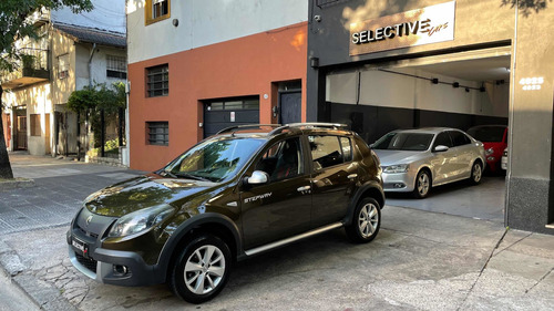 Renault Sandero Stepway 1.6 Privilege Nav Año 2013 Km 86000