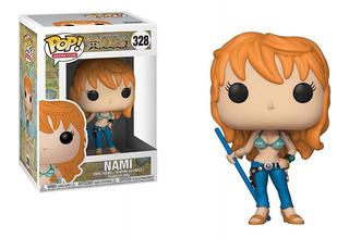 Funko Pop! Nami One Piece Monkey D. Luffy