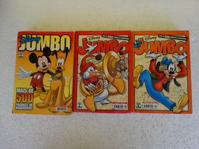 Disney Jumbo! Vários! Edit. Abril 2012! R$ 25,00 Cada!