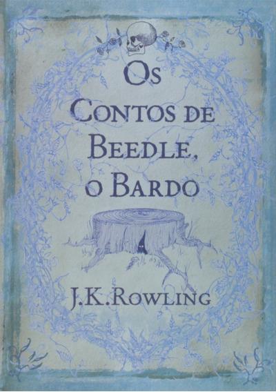 Livro Os Contos De Beedle, O Bardo - Harry Potter