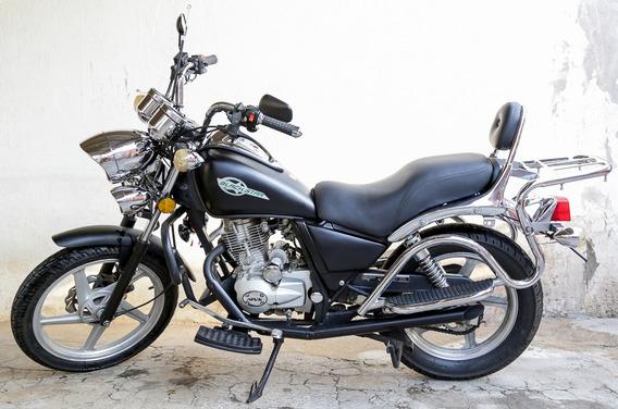 Moto Mvk Black Star 150cc