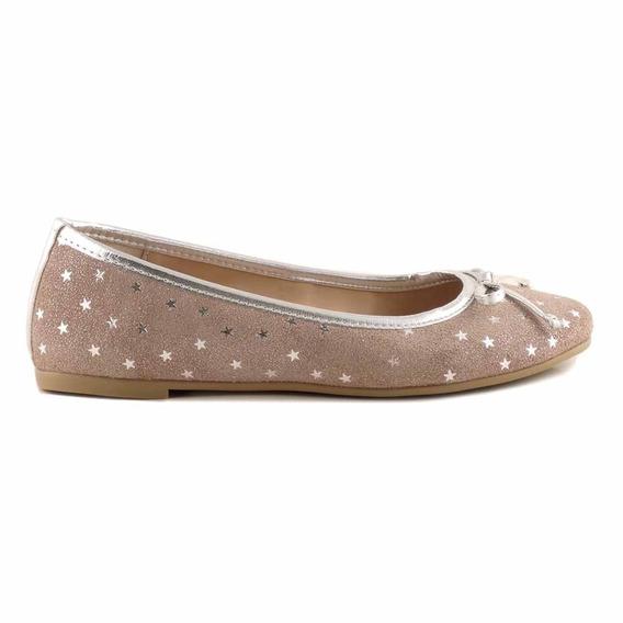 Zapato Cuero Mujer Briganti Balerina Mocasin - Mccha2943 07
