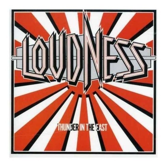 Loudness Thunder In The East Usa Import Cd