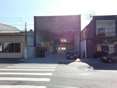 Ref 5446 Salão Comercial , Térreo : 230 M² E 560 M² A.c. V.medeiros Na V.maria! - 5446