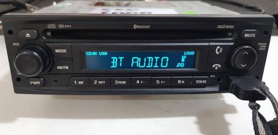 Rádio/cd Original Gm - Agile/montana E Outros - Usb-bluetoot