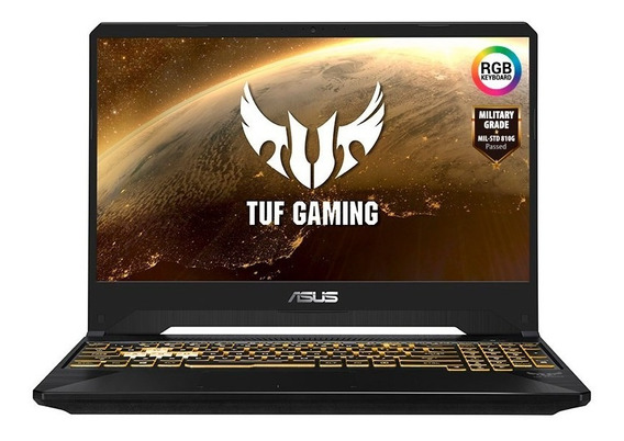 Portatil Gamer Asus I7-8750h 16gb 1tb + 240gb Gtx 1050