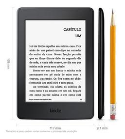 Kindle Paperwhite 6 + Capa De Couro