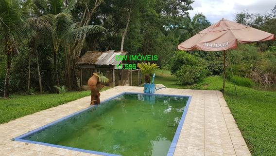 Miracatu/plana/lago/piscina/comércio Na Frente!!! - 04937 - 34615109