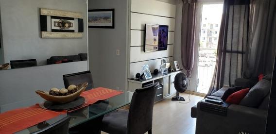Apartamento Com 3 Dormitórios À Venda, 57 M² Por R$ 230.000,00 - Belford Roxo - Belford Roxo/rj - Ap0129