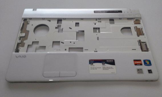 Carcaça Superior C/ Touch Notebook Sony Vaio Pcg61611x