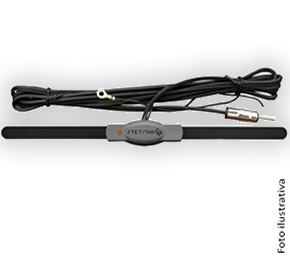 Antena Eletronica De Para Brisa St900 + Garantia + Nf + Mp