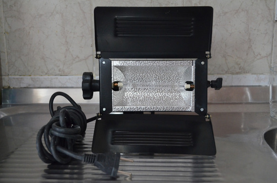 Iluminador Profissional 1000 Watts Com Lampada Novo