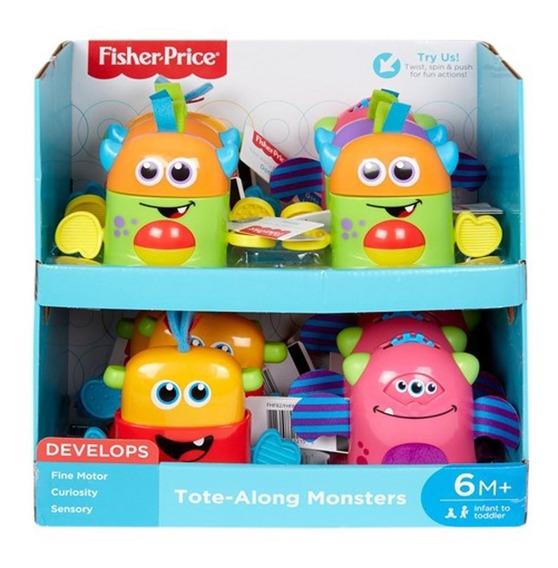 Sonajero Monstruo Fisher Price !!!!!!!!