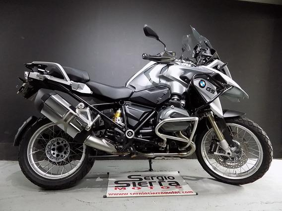 Bmw R1200gs K50 Blanca 2016