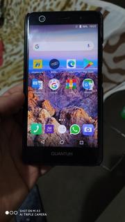 Smartphone Celular Quantum Muv Up Carregador E Cx Originais