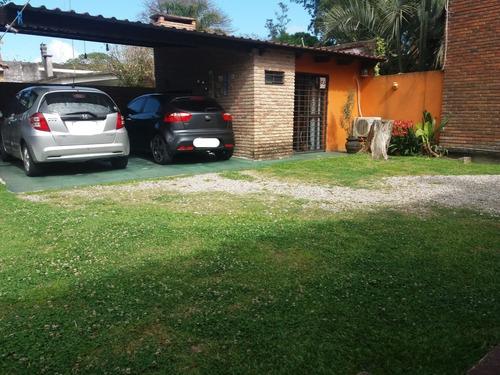 Casa V En Enta Carrasco Sur 3 Dormitorios Una Planta
