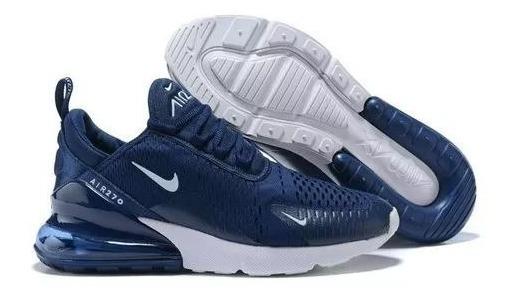 Tênis Nike Air Max 270 Esportivo E Confortável Cores Lindas