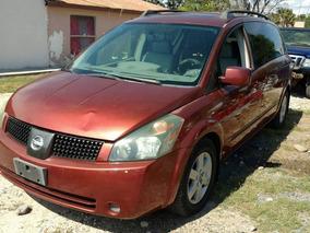 Nissan Quest 2004 ( En Partes ) 2004 - 2009 Motor 3.5
