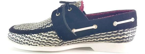 Zapato Caballero Henequén Fibra Natura Maya Modelo Tulum
