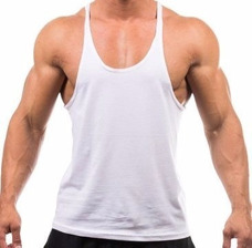 Camisa Academia Camiseta Regata Cavada Musculação Golds Gym 2cdab7e6782