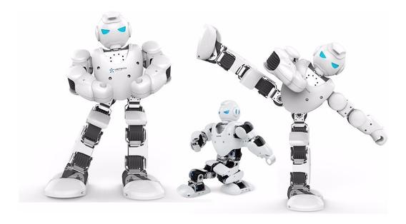 Ubtech® Alpha 1 Pro: Robot Humanoide Inteligente - Educación