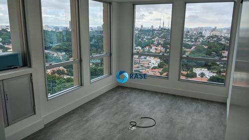 Imagem 1 de 16 de Excelente Conjunto Para Alugar, 78 M² Por R$ 7.000/mês - Higienópolis - São Paulo/sp - Cj1421