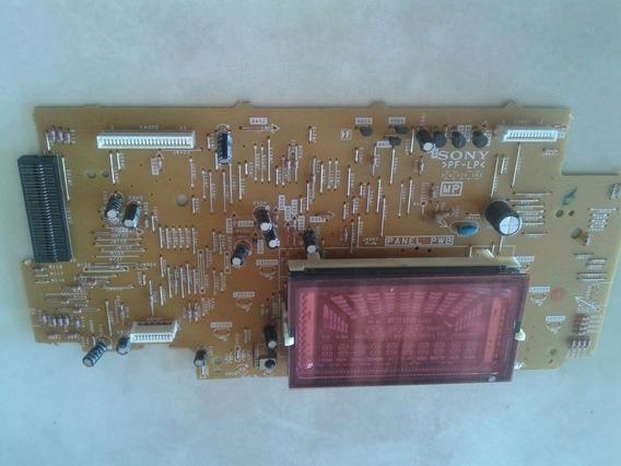 Placa Display Sistem Aiwa Cx-jn3