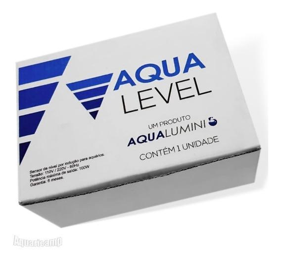 Sensor De Nível Aqua Level Para Aquários Marinhos E Doce