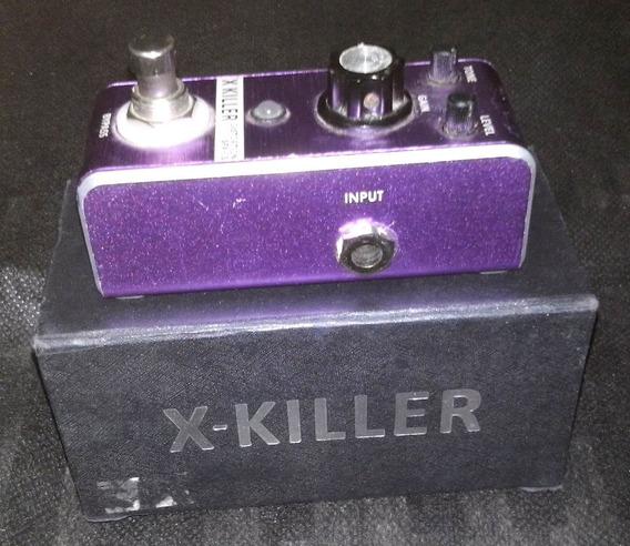 Sfx03 Pedal Santo Angelo Guitarra Killer Sfx-3 Perfeito