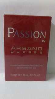 Perfume Fuller Armand Dupree Passion Version Clasica Caballe