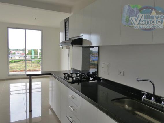 Hermoso Apartamento Para Estrenar En Villavicencio