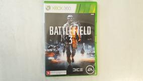 Battlefield 3 - Xbox 360 - Original - Usado