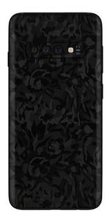 Sticker Capa Adesivo 3m Camo Samsung Galaxy S10+ Laterais
