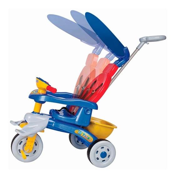 Triciclo Motoca Passeio Fit Trike 3338 Meninos - Magic Toys