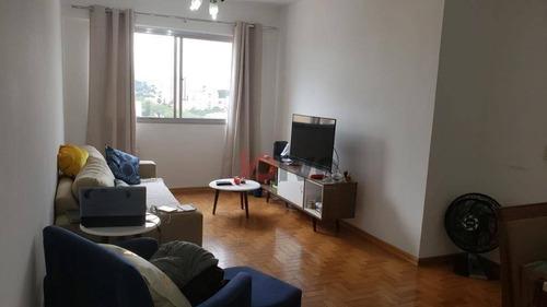 Apartamento À Venda, 53 M² Por R$ 289.000,00 - Vila Monumento - São Paulo/sp - Ap2137