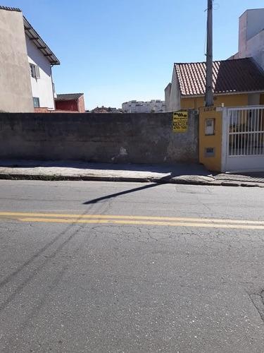 Imagem 1 de 2 de Terreno Em Mogi Moderno  -  Mogi Das Cruzes - 2668