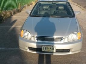 Honda Civic 1.6 Ex-r At 1998